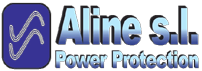 :: Aline SL:: Power Protection Logo