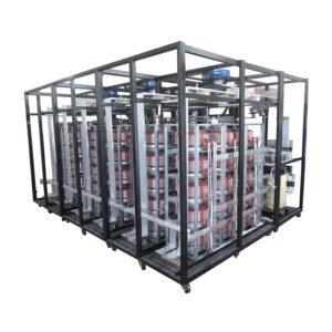 estabilizador de corriente para generador