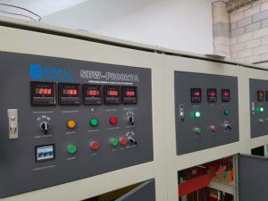 estabilizador corriente generador